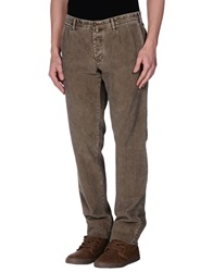 Icon Casual Pants Dove Grey