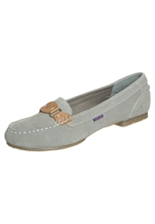 Tom Tailor Slipons Stone Beige