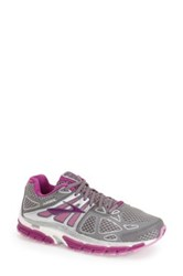 Brooks Ariel 14 Running Shoe Wide Width Available Gray