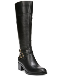 Franco Sarto Lapis Wide Calf Riding Boots Women's Shoes