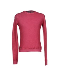 Liu Jo Jeans Knitwear Jumpers Men Maroon