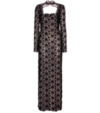 Tom Ford Lace Dress Black