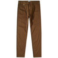 Barbour Neuston Twill Chino Green