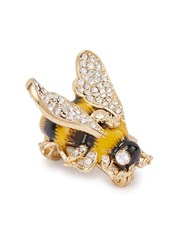 Vivienne Westwood Bumble Bee Gold Plated Brooch
