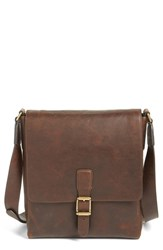 Frye Men's Logan Leather Crossbody Bag