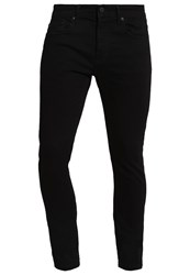 Only And Sons Onswarp Camp Slim Fit Jeans Black Denim