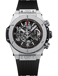 Hublot 411.Nx.1170.Rx Big Bang Unico Titanium And Rubber Watch