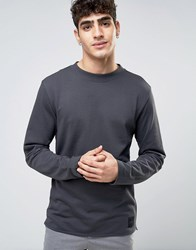 Cheap Monday Oversee Sweater Shadow Black