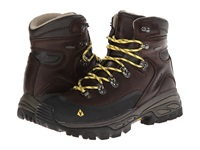 Vasque Ericksson Gtx Coffee Bean Primrose Yellow Men's Shoes Brown