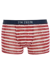 Tom Tailor College Shorts Cardinal Red
