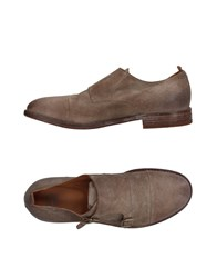 Moma Loafers Grey