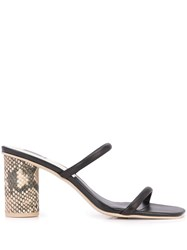 Dolce Vita Noles Slip On Sandals Black