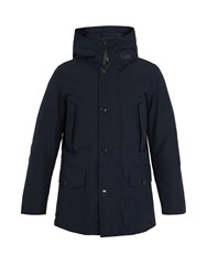 Woolrich Grx Mountain Down Parka Navy