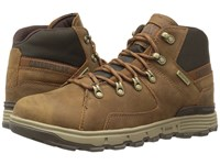 Caterpillar Stiction Hiker Waterproof Ice Brown Sugar Men's Lace Up Boots