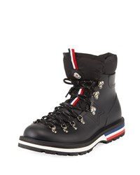 Moncler Henoc Water Resistant Hiking Boots Black