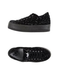 2Star Low Tops And Trainers Black