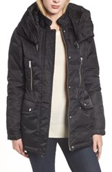 Marc New York Flight Satin Puffer Jacket