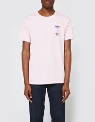 Obey Illegal Moves Ss Tee Pink