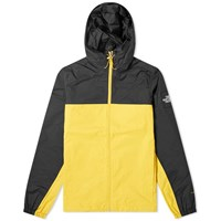 The North Face Mountain Q Jacket Yellow