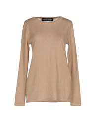 Collection Privee Sweaters Beige