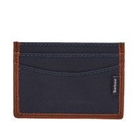Barbour Drywax Card Holder Green