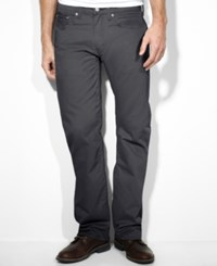 Levi's 559 Relaxed Straight Fit Jeans Graphite