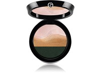 Armani Women's Life Is A Cruise Sunset Eye Palette Tan