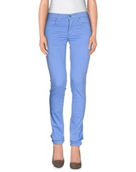 Cheap Monday Trousers Casual Trousers Women Pastel Blue