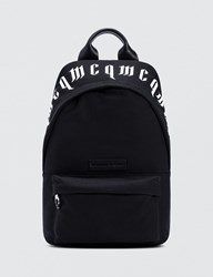 Mcq By Alexander Mcqueen Repeat Logo Backpack