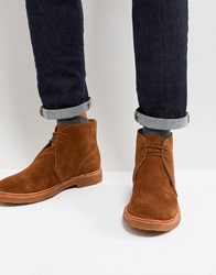 Brown Suede Karlyle Tan Chukka In Boots Snuff kn80wOPX
