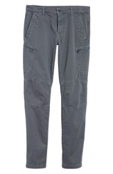 Belstaff 'S Garment Dyed Cargo Pants Grey