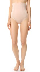 Spanx Oncore High Waist Briefs Soft Nude