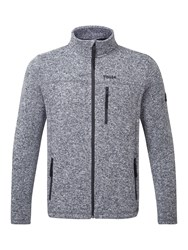 Tog 24 Men's Carlton Mens Tcz 200 Fleece Jacket Grey Marl