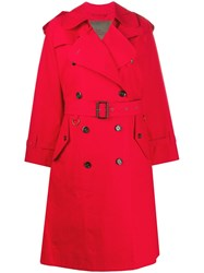 Marc Jacobs Double Breasted Trench Coat 60