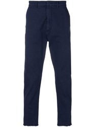 Pence Classic Chinos Blue