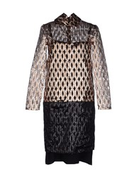 Pedro Del Hierro Dresses Short Dresses Women Copper