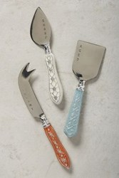 Anthropologie Aldana Cheese Knives Assorted