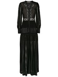 Martha Medeiros Maxi Dress Black