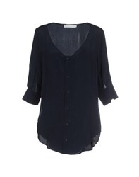 Kain Label Shirts Shirts Women Dark Blue