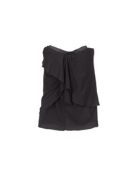 Dress Gallery Tube Tops Black