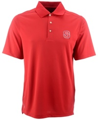 Ping Men's Short Sleeve North Carolina State Wolfpack Iron Polo