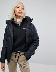 Patagonia Down With It Jacket In Black
