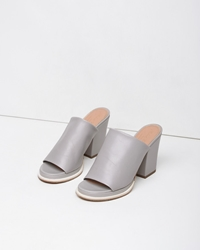 Robert Clergerie Astro Mule Grey