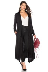 Splendid Durango Duster Jacket Black