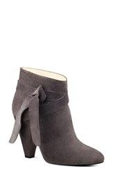 Nine West Women's 'Acesso' Bootie Dark Grey Suede