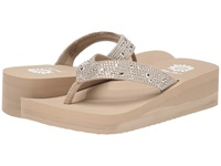 Yellow Box Africa Taupe Women's Wedge Shoes
