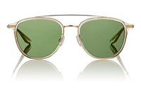 Barton Perreira Courtier Sunglasses Green