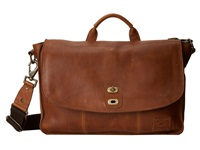 Will Leather Goods Kent Messenger Tan Messenger Bags