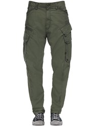 G Star Droner Relaxed Tapered Cargo Pants Military Green