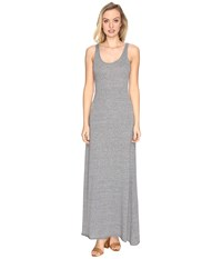 Alternative Apparel Eco Jersey Double Scoop Tank Dress Eco Grey Women's Dress Gray